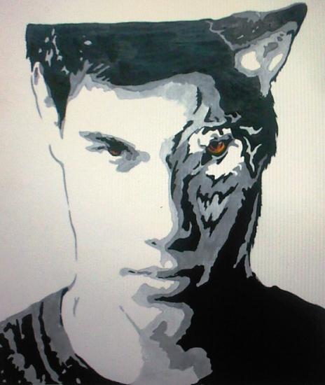 Taylor Lautner por amandouPaint